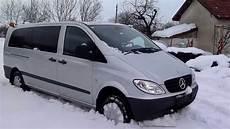 Mercedes Vito W639 115 4x4 Automoatic