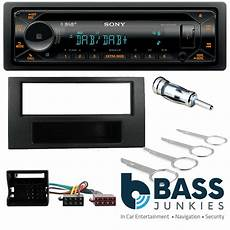 2008 ford car stereo wiring ford kuga 2008 on sony dab cd mp3 usb aux in bluetooth car stereo wiring kit ebay