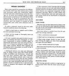 manual repair autos 1961 pontiac tempest spare parts catalogs 1961 pontiac tempest shop manual rear axle page 27 of 28