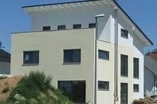 ᐅ Individuell Geplant Pultdach Doppelhaus Mit