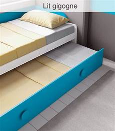lit ado garçon 24356 chambre ado gar 231 on et design avec lit gigogne glicerio so nuit