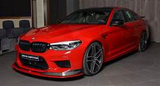 world s ac schnitzer tuned bmw m5 competition