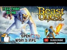 beast quest gameplay walkthrough open world