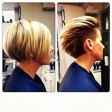 Bob Mit Undercut - undercut bob haircuts for hairstylo