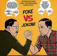 100 Gambar Animasi Jokowi Lucu Terlihat Keren Infobaru