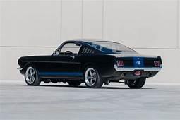 1965 Ford Mustang Fastback Restomod Coyote 50 Liter V8 6
