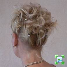 chignon sur cheveux courts chignon cheveux court