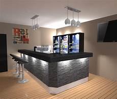 comptoir de bar professionnel d 233 cors de fa 231 ade de comptoir bar mcofrance