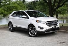 Test Drive 2015 Ford Edge Titanium Review Carprousa