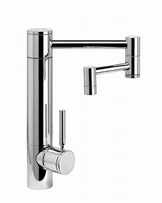 articulating kitchen faucet waterstone hunley kitchen faucet w 12 quot articulated spout 3600 12