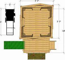 kids crooked house plans 8x10 picasso s playhouse plan for kids 77ft 178 crooked
