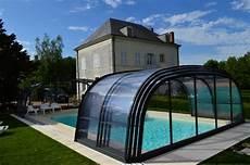 abri de piscine prix prix d un abri de piscine t 233 lescopique 2020 travaux