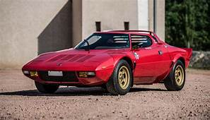 Driven By Design The Incomparable Lancia Stratos  Cars