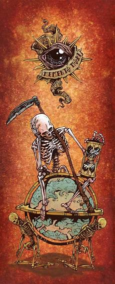 memento mori is a expression that translates as