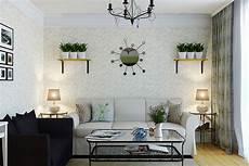 45 Gambar Hiasan Dinding Ruang Tamu Inspirasi Desain