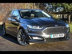 ford mondeo hybrid 2017 used ford mondeo vignale nero 2 0 tdci 180 5dr hatchback
