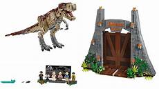 lego releasing jurassic park set featuring the t