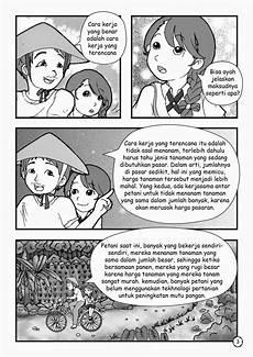 194 Contoh Gambar Ilustrasi Komik Pendidikan Gambarilus