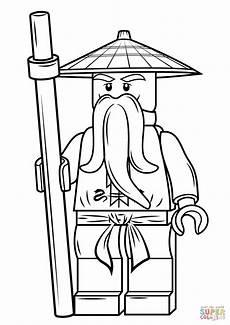 ausmalbilder ninjago meister der zeit frisch malvorlagen