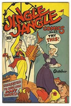 fractured tales coloring pages 14938 jingle jangle oldbrochures comics animal comics marvel comics