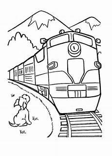 Malvorlage Zug Kostenlos Ausmalbilder Zum Drucken Malvorlage Zug Kostenlos 3
