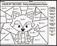 thanksgiving multiplication coloring worksheets grade 3 4760 new multiplication color by number pdf worksheet