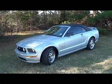 2006 ford mustang gt convertible startup exhaust tour