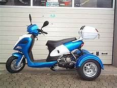 Piaggio Ape 50 Scooter Roller Trike Dreirad 50cc 4t 45 Kmh