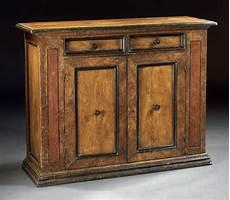 credenza legno credenza in legno laccato a finto legno cm 125x159x53 6
