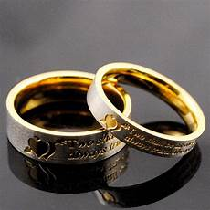 gold silver cupid stone mandrel rings for men and