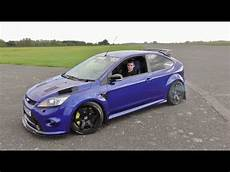 ford focus rs mk2 2 5ltr turbo 500 bhp raf tibenham