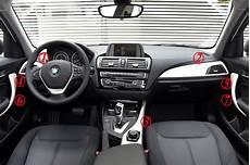 bmw f20 f21 f22 f23 carbon fiber interior lhd version two