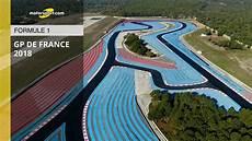 Formel 1 Frankreich - grand prix de de f1 2018 visite du circuit paul