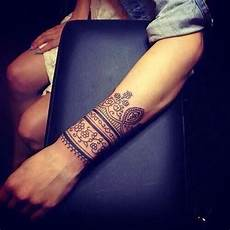 tatouage henné permanent beautiful henna designs for your wrist