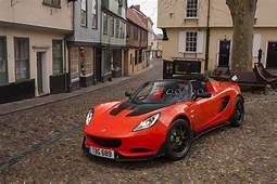 Lotus Confirms All New Elise For 2020 Will Come To The U