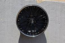set of 4 wheels 19 inch black machined rims fits 5x114 3