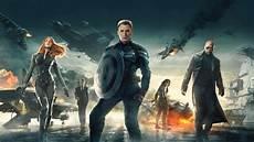 Captain America The Winter Soldier Hd Wallpaper