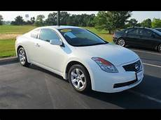 2009 nissan altima coupe 2 5 s tour start up at