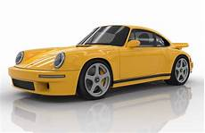 Ruf Reinvents The Ctr Yellowbird With 2017 Ctr