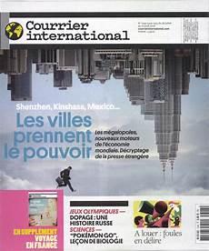 Abonnement Courrier International Presse De