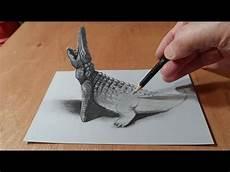32 Lukisan 3 Dimensi Dengan Pensil Yang Menakjubkan