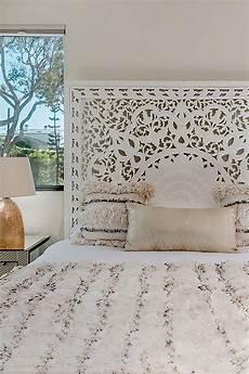 buy king size bed headboard wooden panel