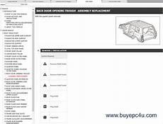 car service manuals pdf 2002 lexus lx parking system lexus lx450d lx570 repair manual pdf