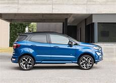 Ford Ecosport St Line - ford ecosport st line revealed cars co za