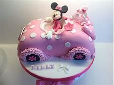 minnie mouse car cake lebensmittel essen