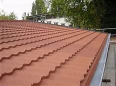 metalldach in ziegeloptik vom dachdecker m 252 ller