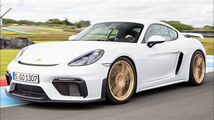 2020 Porsche 718 Cayman GT4  Amazing Driver's Car YouTube