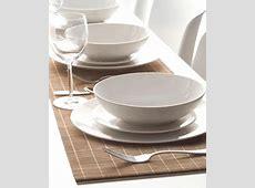 44 Contemporary Dinnerware, Mist Dinnerware CB2