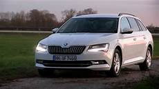 2015 Skoda Superb Iii 2 0 Tdi 4x4 Dsg Combi 190 Hp Test