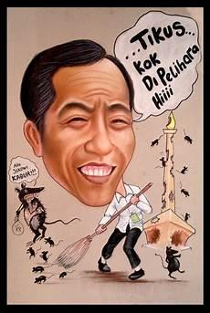 Lukisan Karikatur Pranajayapaintings